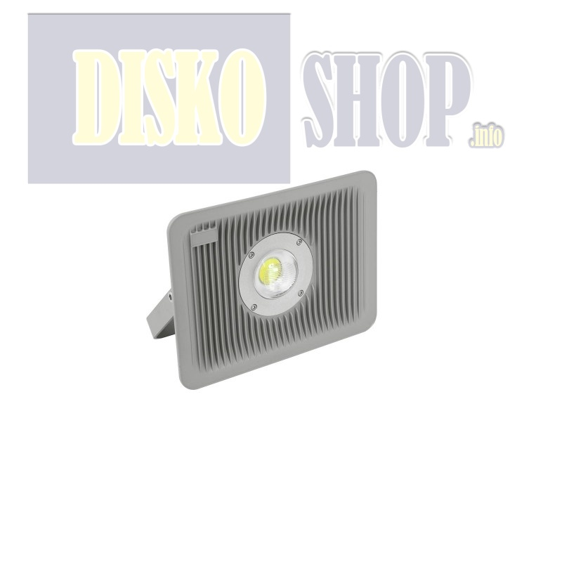 Eurolite LED reflektor IP FL-30 Slim, 1x 30W COB, 3000K, 120, IP65
