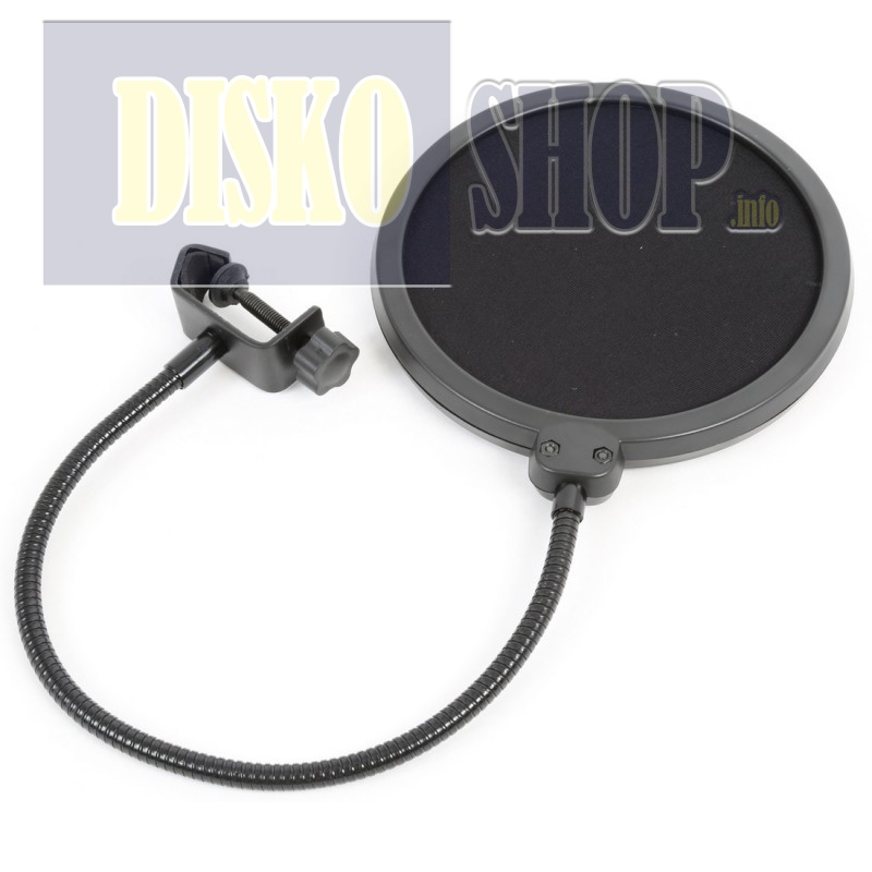 """Vonyx M06 Microphone Pop Filter 6"""""""